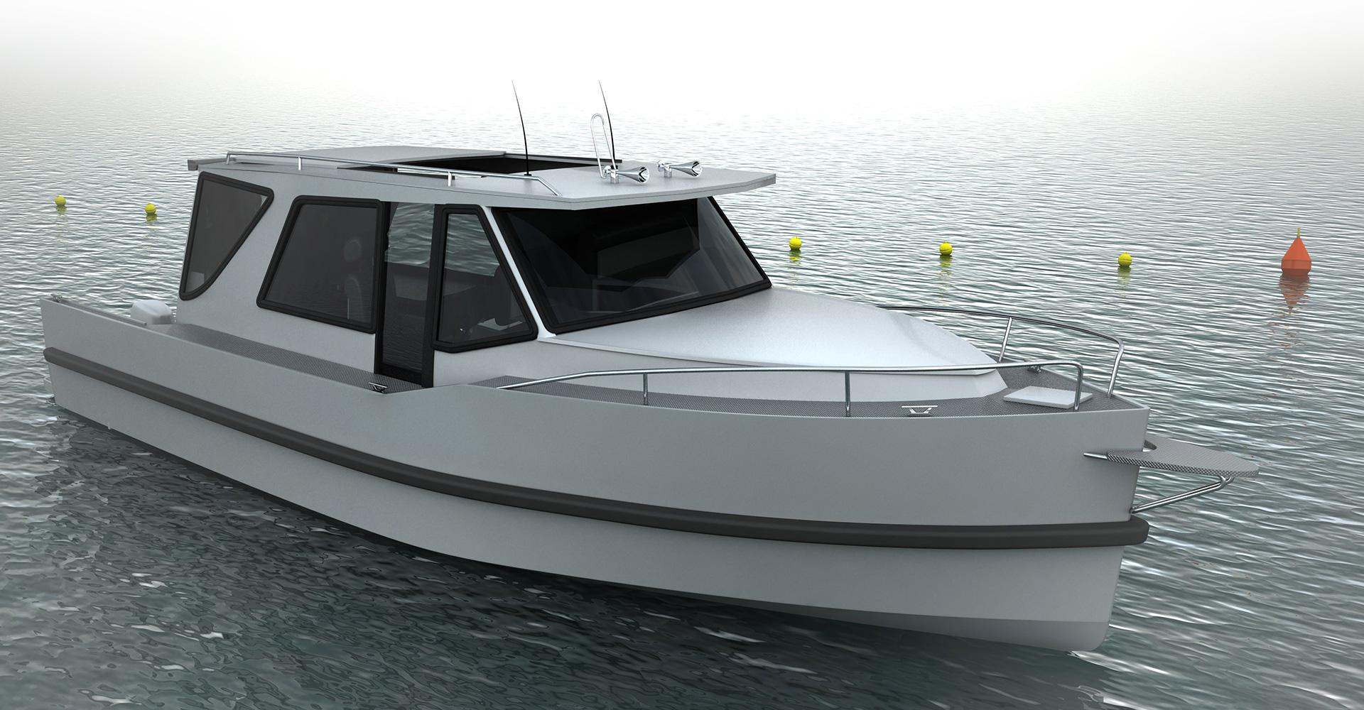 polypropylen-boat