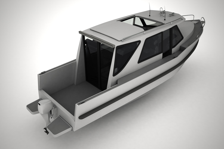 Polypropylen boat